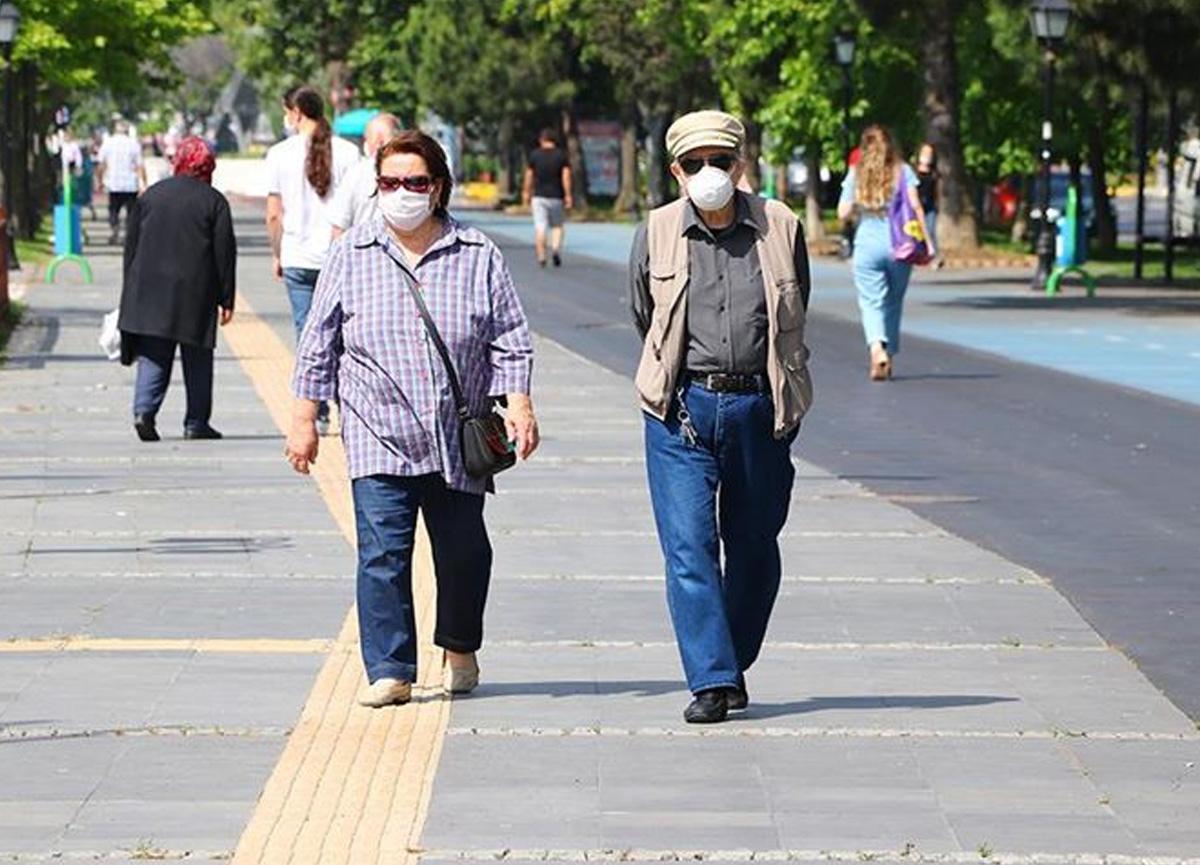 Ankara'da 65 yaş üstü vatandaşlara kısıtlama