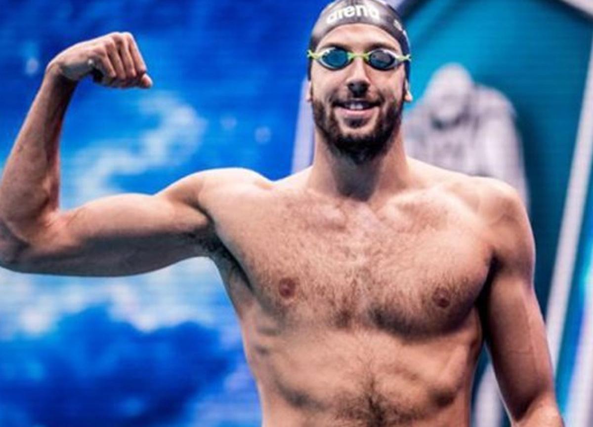 Emre Sakçı, 100 metre kurbağalamada Avrupa rekoru kırdı