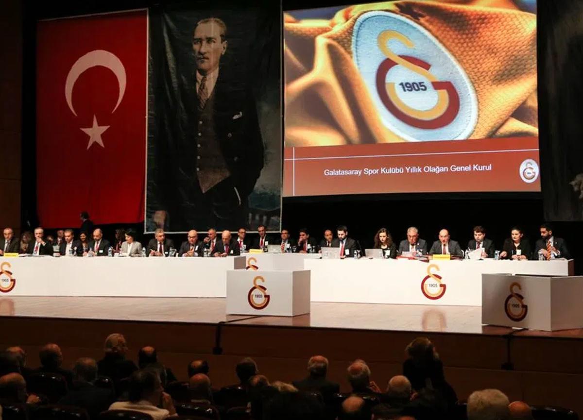 Galatasaray erken seçime gidiyor!