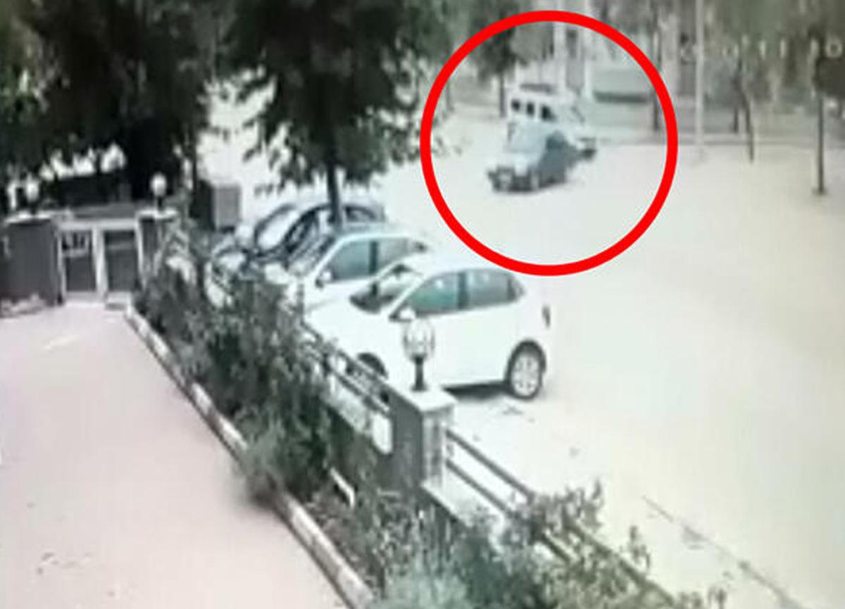 Otomobili Antalya'dan, plakayı Burdur'dan çaldı: Isparta'da yakalandı