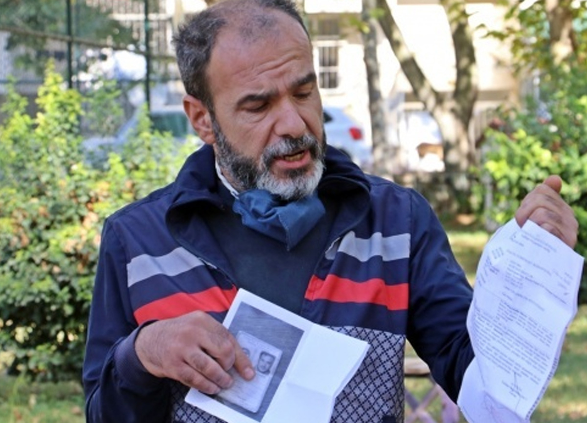 Antalya'da akılalmaz olay: Kimlik çıkartmak için gitti, hayatının şokunu yaşadı