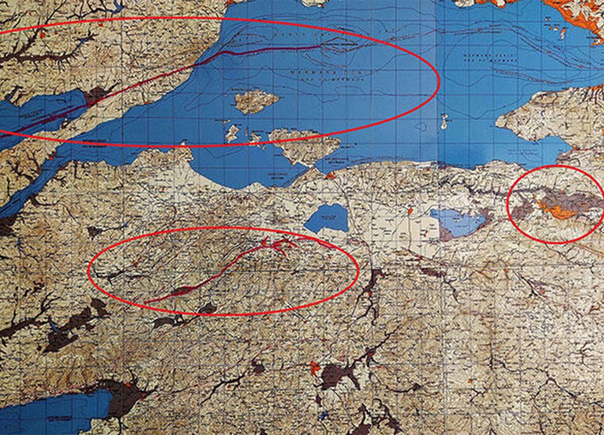 Önemli uyarı: Katil fay, Marmara'yı etkileyecek! Tsunami de olabilir!