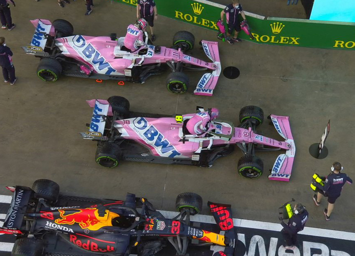 Formula 1 Türkiye Grand Prix'sine ilk cepten başlayacak isim Lance Stroll oldu