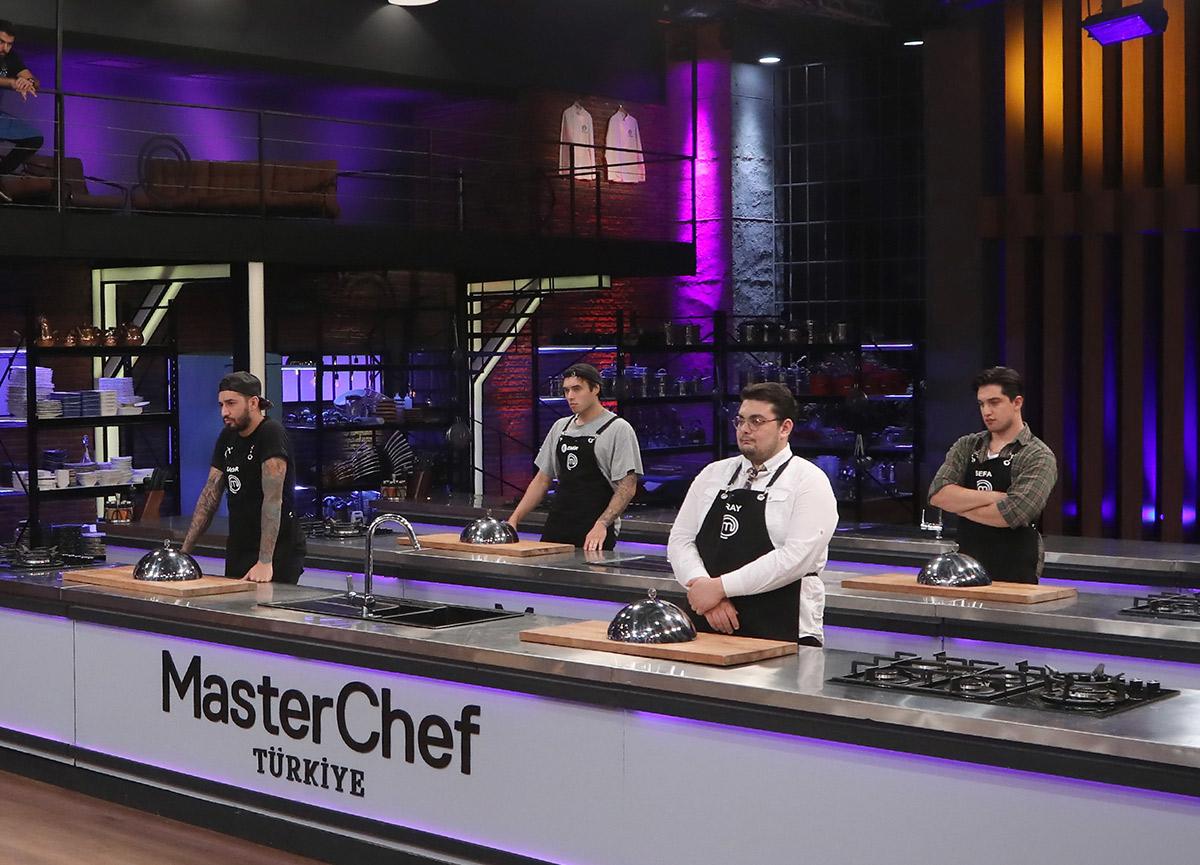 MasterChef'te bireysel dokunulmazlığı kim kazandı? 14 Kasım MasterChef Türkiye'de bireysel dokunulmazlık oyunu