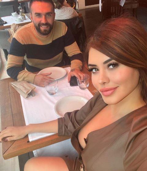 Ebru Polat sevgilisiyle paylaştığı fotoğrafı yoruma kapadı