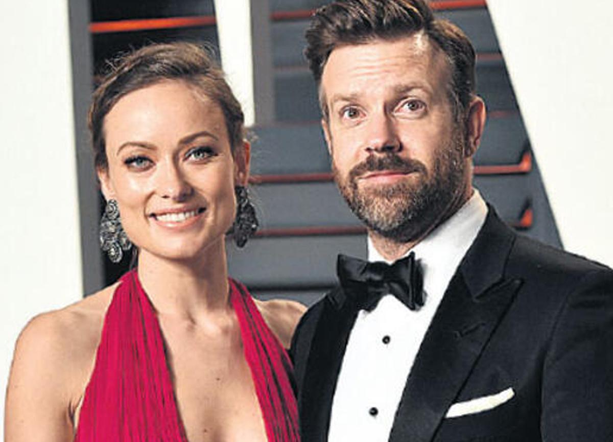 Hollywood'un en mutlu çiftlerinden Olivia Wilde ve Jason Sudeikis ayrıldı