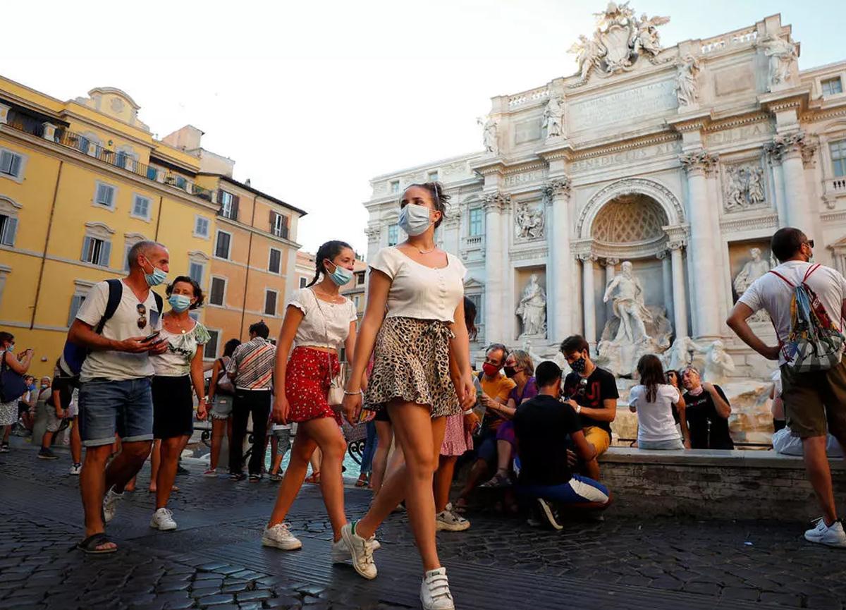 İtalya'da koronavirüs vaka sayısı 1 milyon 178 bini geçti