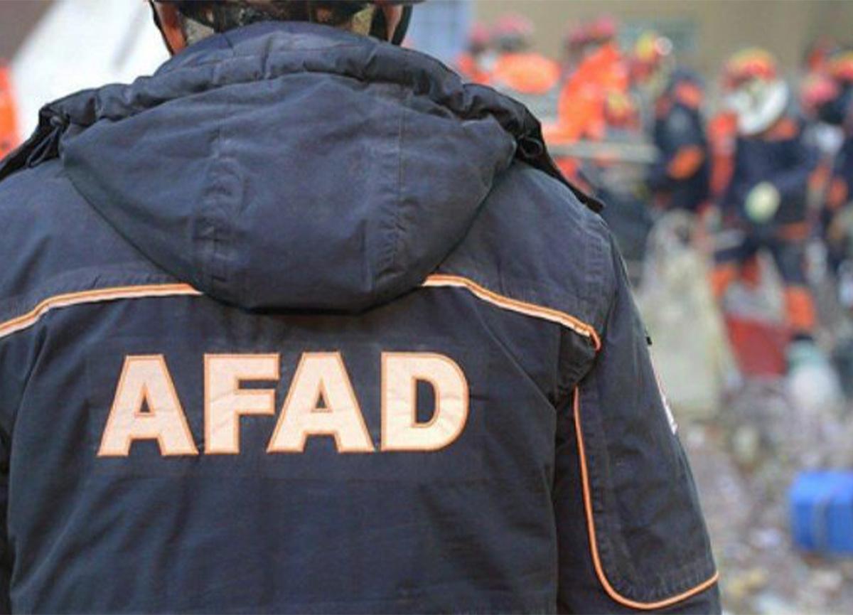AFAD'dan İzmir depremi açıklaması!
