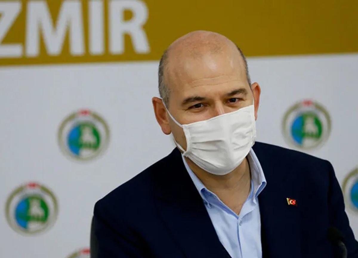Bakan Soylu'dan koronavirüs açıklaması! 'Kimse kendine çok güvenmesin'