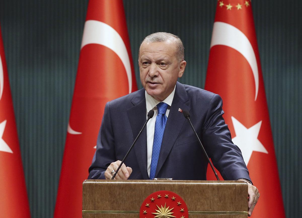 Cumhurbaşkanı Recep Tayyip Erdoğan açıkladı! Sokağa çıkma kısıtlaması geldi