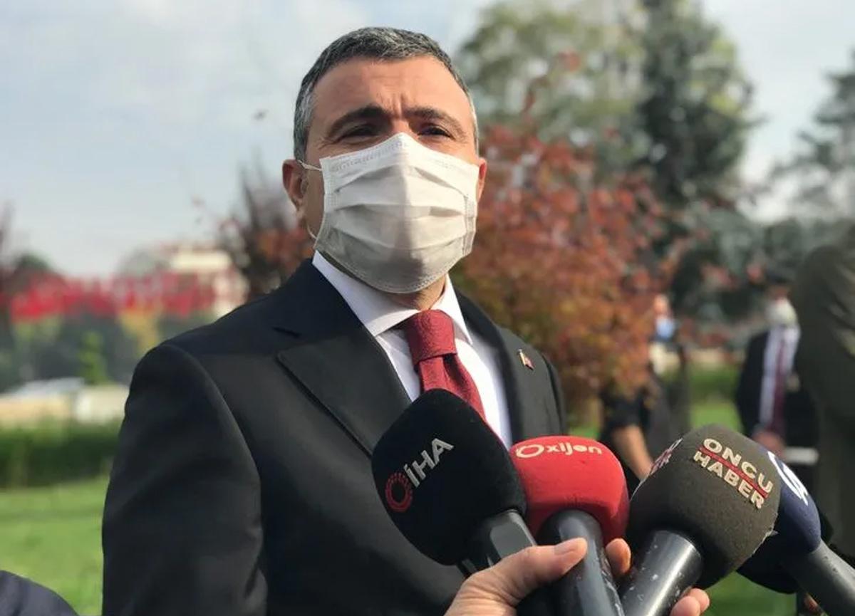 Düzce Valisi Cevdet Atay koronavirüse yakalandı!