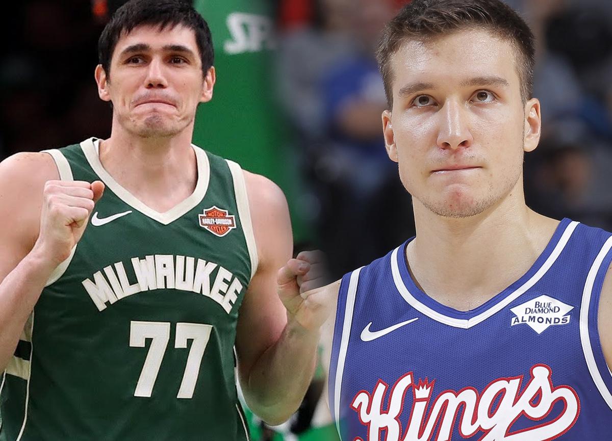 NBA'de Ersan İlyasova ve Bogdan Bogdanovic takım değiştirdi!