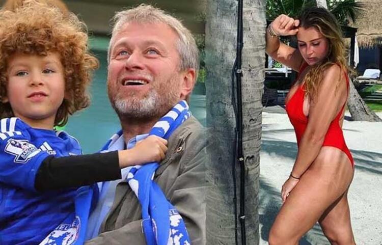 Roman Abramovich'in kızları olay oldu! 10.5 milyar euroluk servet...