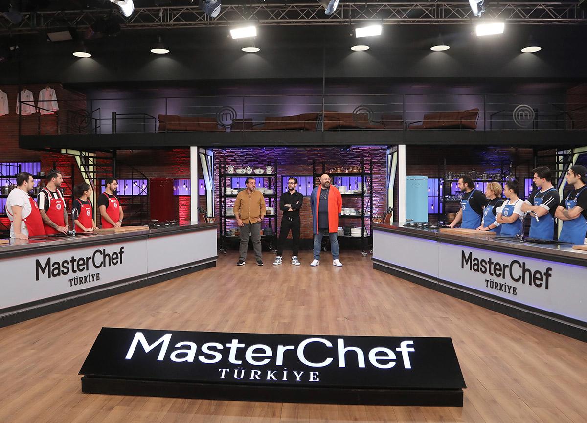 MasterChef'te dokunulmazlığı kim kazandı? 19 Kasım MasterChef Türkiye 1. dokunulmazlık oyununu kazanan takım