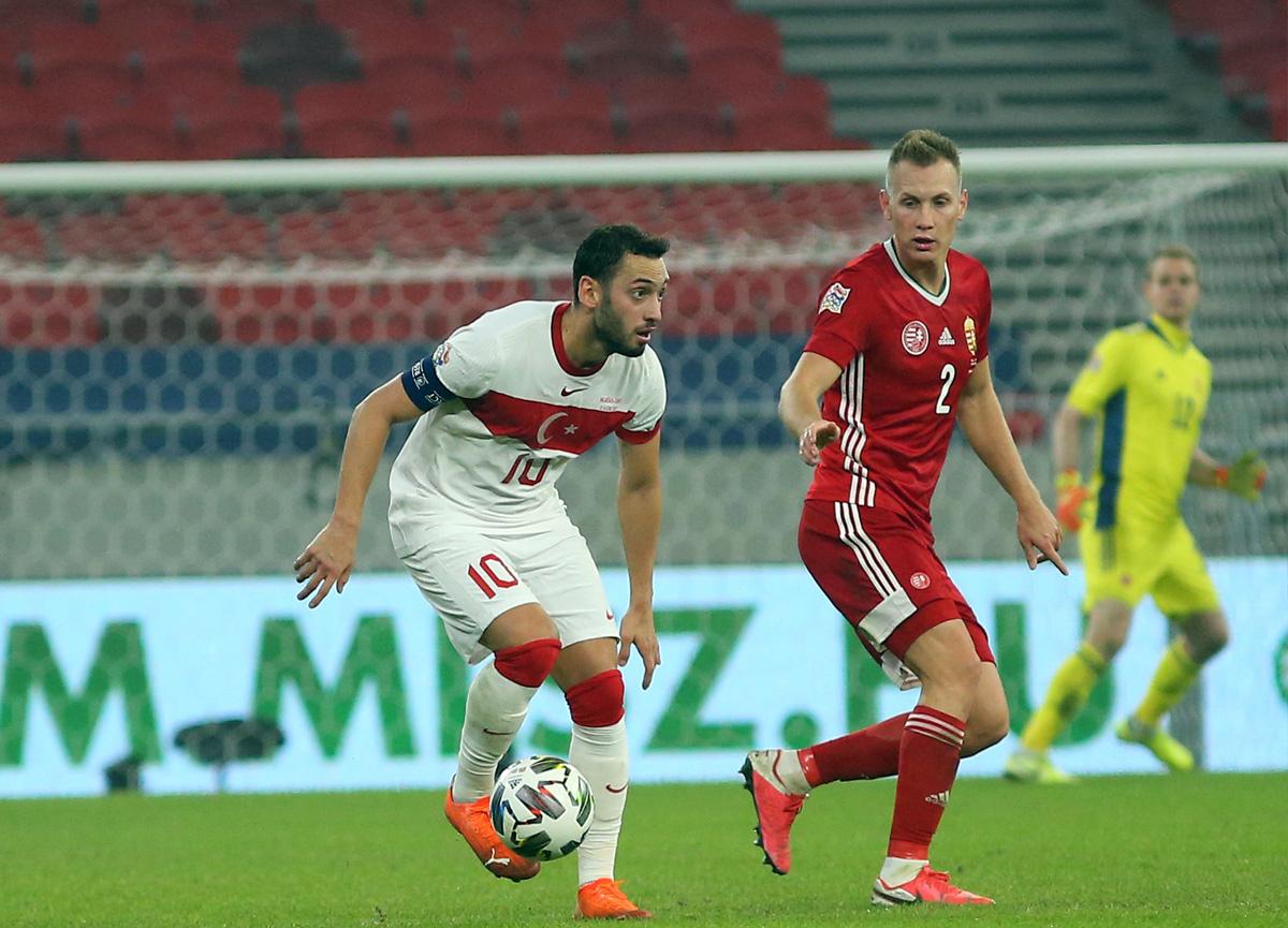 Macaristan 2 -0 Türkiye | Milli Takım, UEFA Uluslar C Ligi'ne düştü