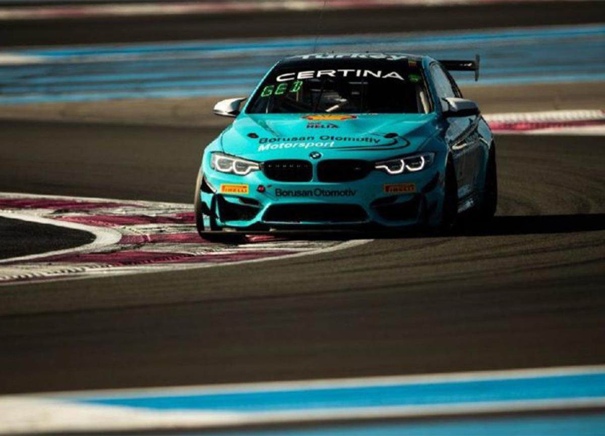 Türkiye'ye motorsporlarında yeni bir başarı da GT4 European Serisi'nden geldi!