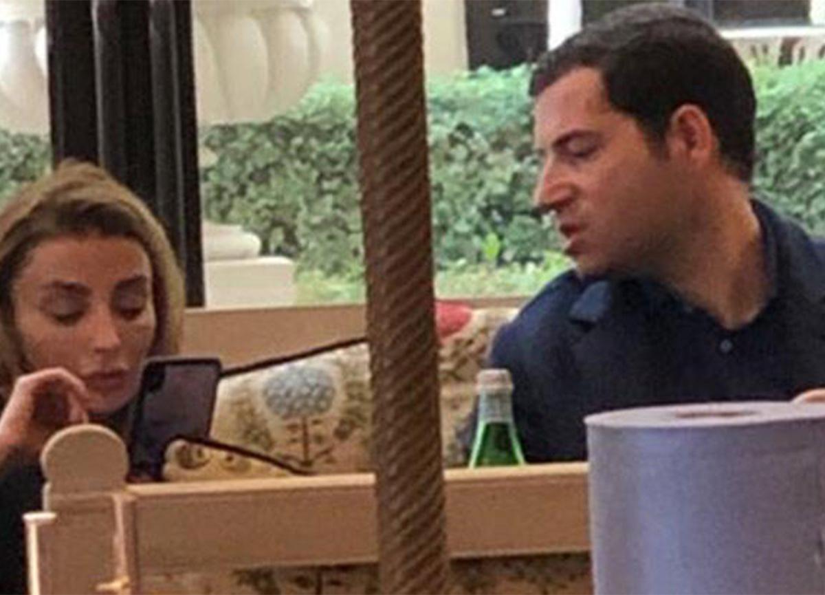 Özge Ulusoy sevgilisi Faruk Çolakoğlu'yla kahvaltı keyfi yaptı!