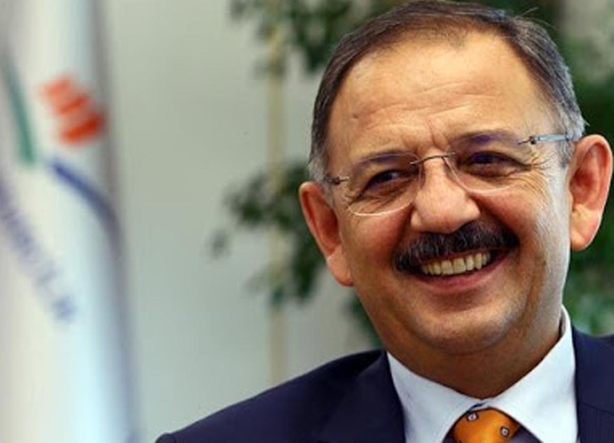 Mehmet Özhaseki koronavirüse yakalandı
