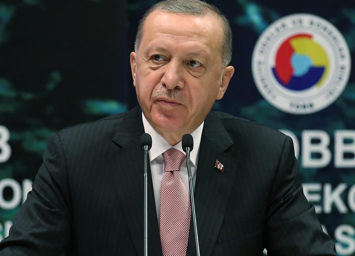 Cumhurbaşkanı Erdoğan'dan salgın uyarısı: Kontrolden çıkarsa daha büyük problemler çıkar