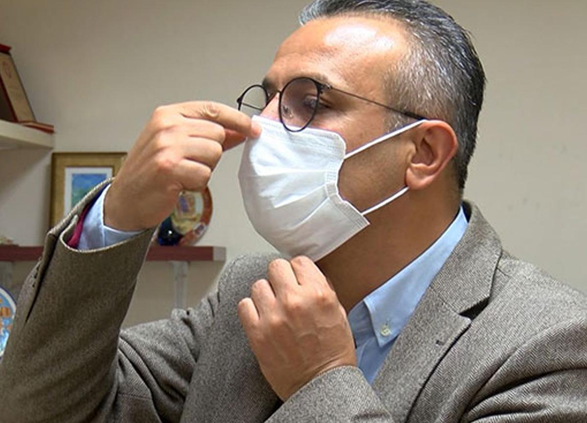 Bilim Kurulu üyesi Prof. Dr. Hasan Tezer'den kritik maske açıklaması!