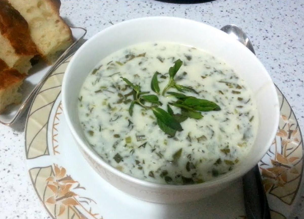 Dovga çorbası nasıl yapılır? 22 Kasım MasterChef 2020 Azerbaycan Dovga çorbası tarifi, gerekli malzemeler