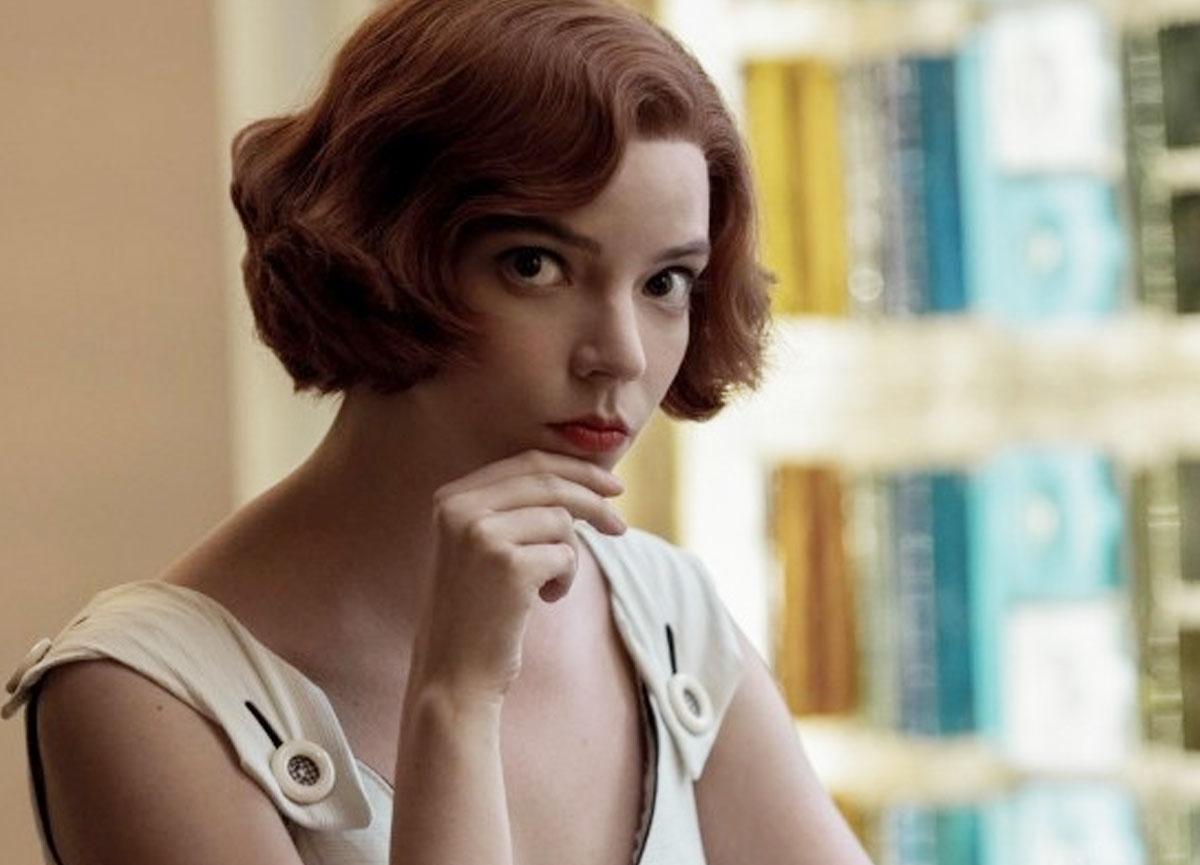 The Queen's Gambit'in yıldızı Anya Taylor-Joy'dan çarpıcı çıkış: Yeterince güzel değilim