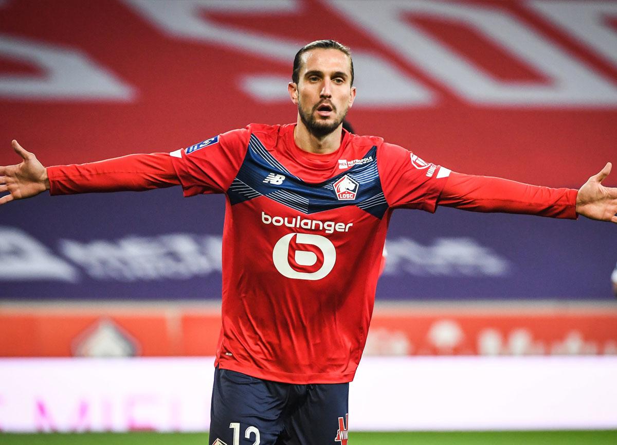 Yusuf Yazıcı durdurulamıyor: 4-0'lık maçta 2 gole 1 asiste imza attı