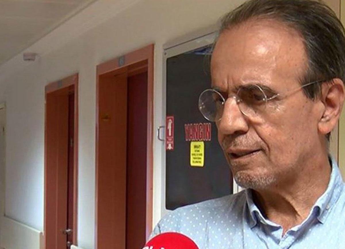 Mehmet Ceyhan koronavirüs aşısı olup olmayacağını canlı yayında açıkladı