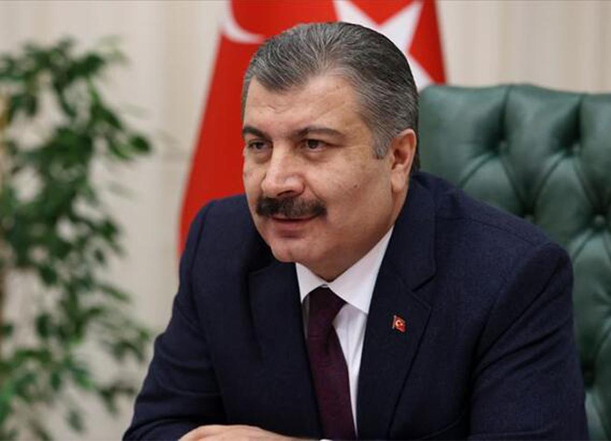 Sağlık Bakanı Fahrettin Koca: '12 bin sağlık personeli alınacak'