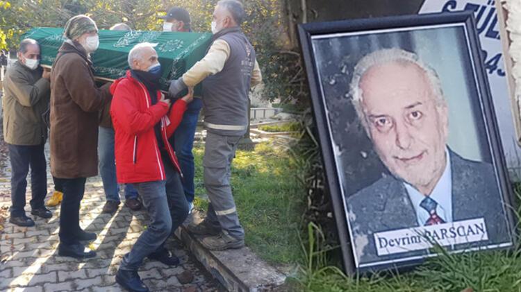 Türk tiyatro ve sinemasının usta isimlerinden Devrim Parscan son yolculuğuna uğurlandı