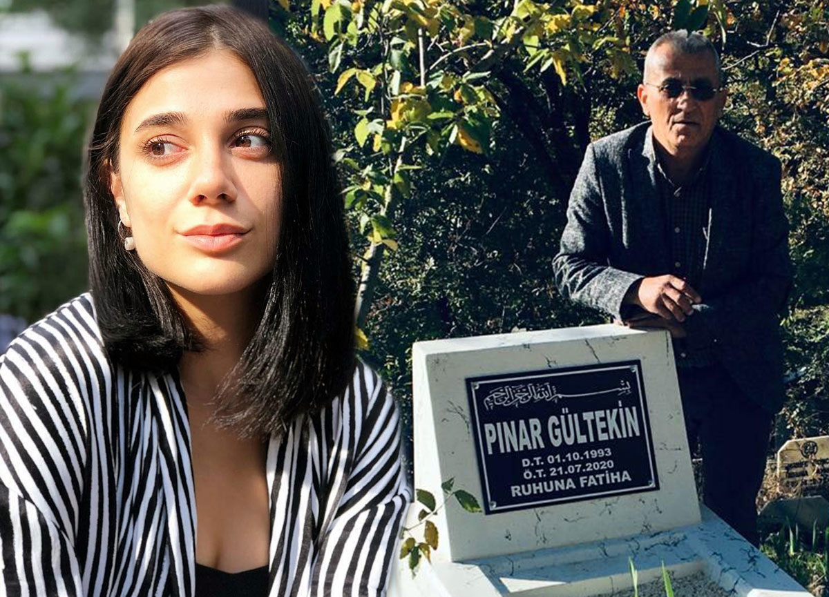 Canice katledilen Pınar Gültekin'in babasından yürek yakan sözler: Hiçbir kimse Pınar gibi öldürülmesin