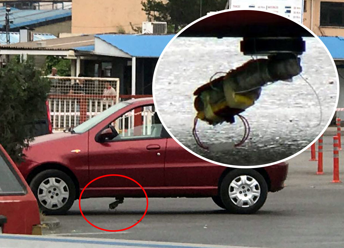 Boşanmak isteyen eşinin arabasının altına bomba yerleştirmişti! Türkiye'nin konuştuğu olayda yeni gelişme