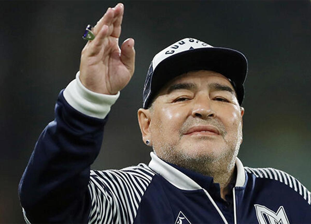 Son dakika: Efsane oyuncu Diego Armando Maradona hayatını kaybetti!