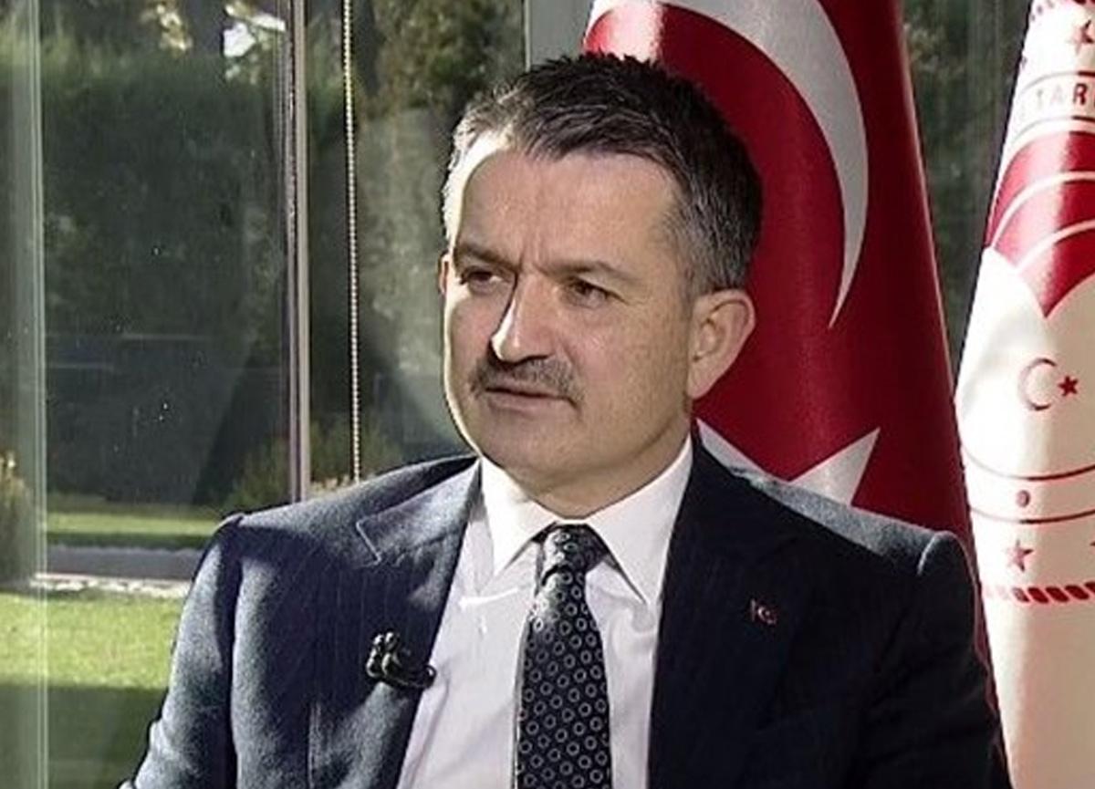 Bakan Pakdemirli'den çok net açıklama: Hiç yağmur yağmazsa bile İstanbul'un 3 aylık suyu var