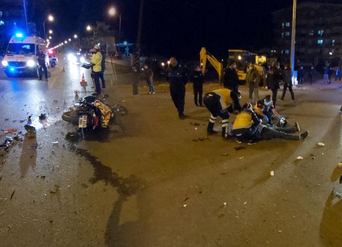 Antalya'daki kazada ölen kişinin babası olduğunu öğrenince yıkıldı!