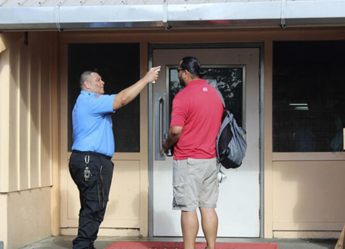 200 bin nüfuslu ada ülkesi Samoa'da salgından 1 yıl sonra ilk Covid-19 vakası görüldü