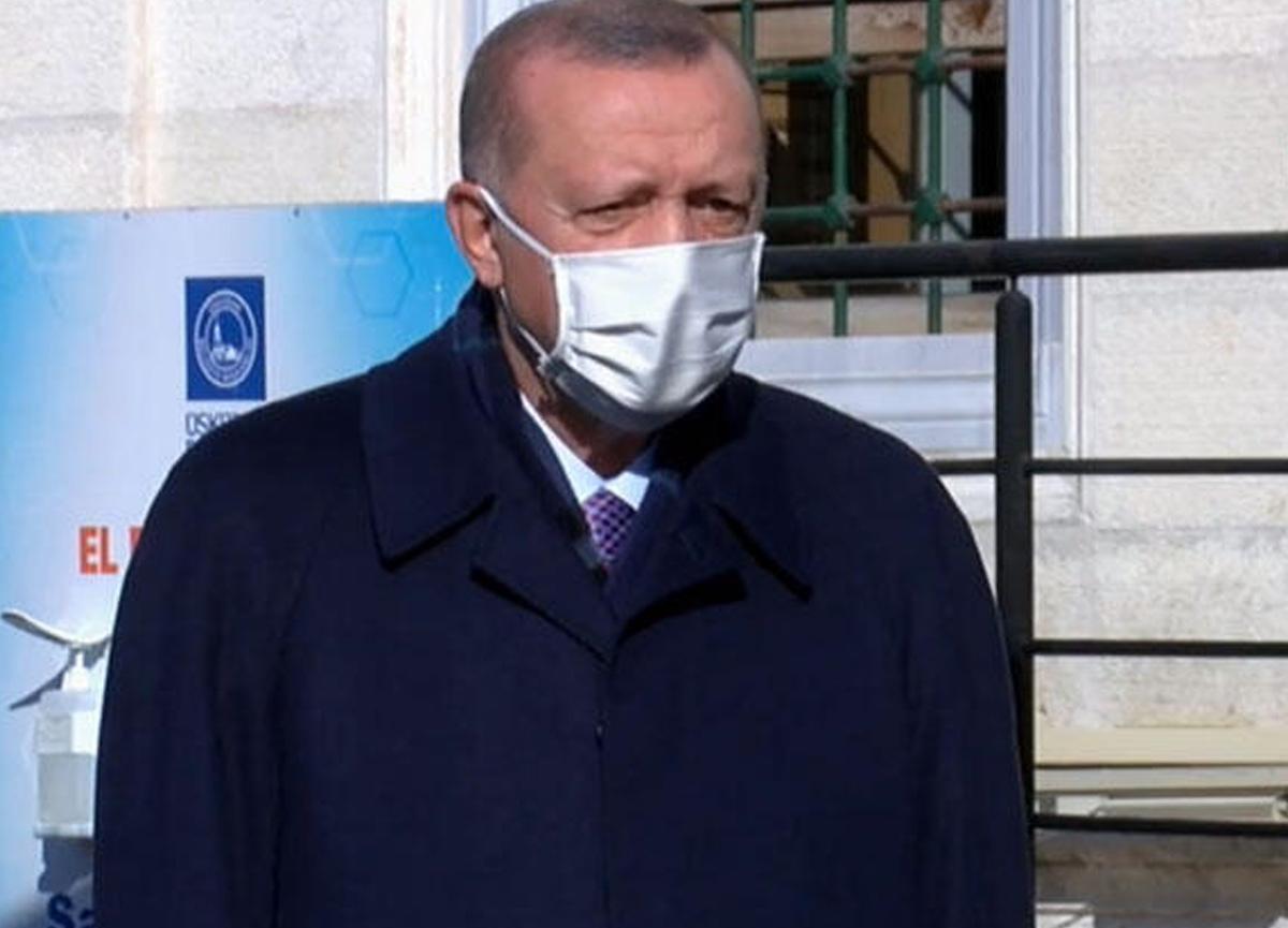Cumhurbaşkanı Erdoğan'dan son dakika açıklaması: Yeni tedbirler almaya mecburuz ve alacağız