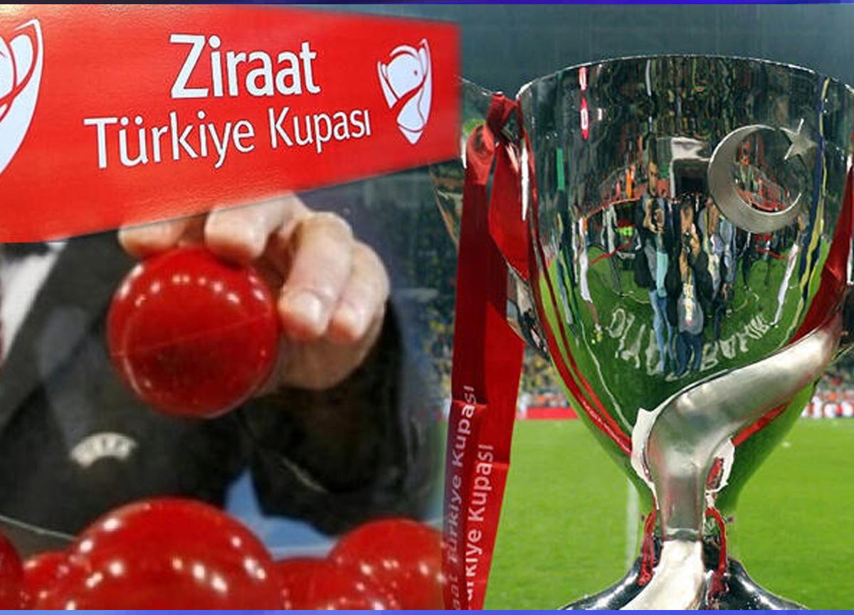 Ziraat Türkiye Kupası'nda 5. tur eşleşmeleri belli oldu! İşte tüm eşleşmeler