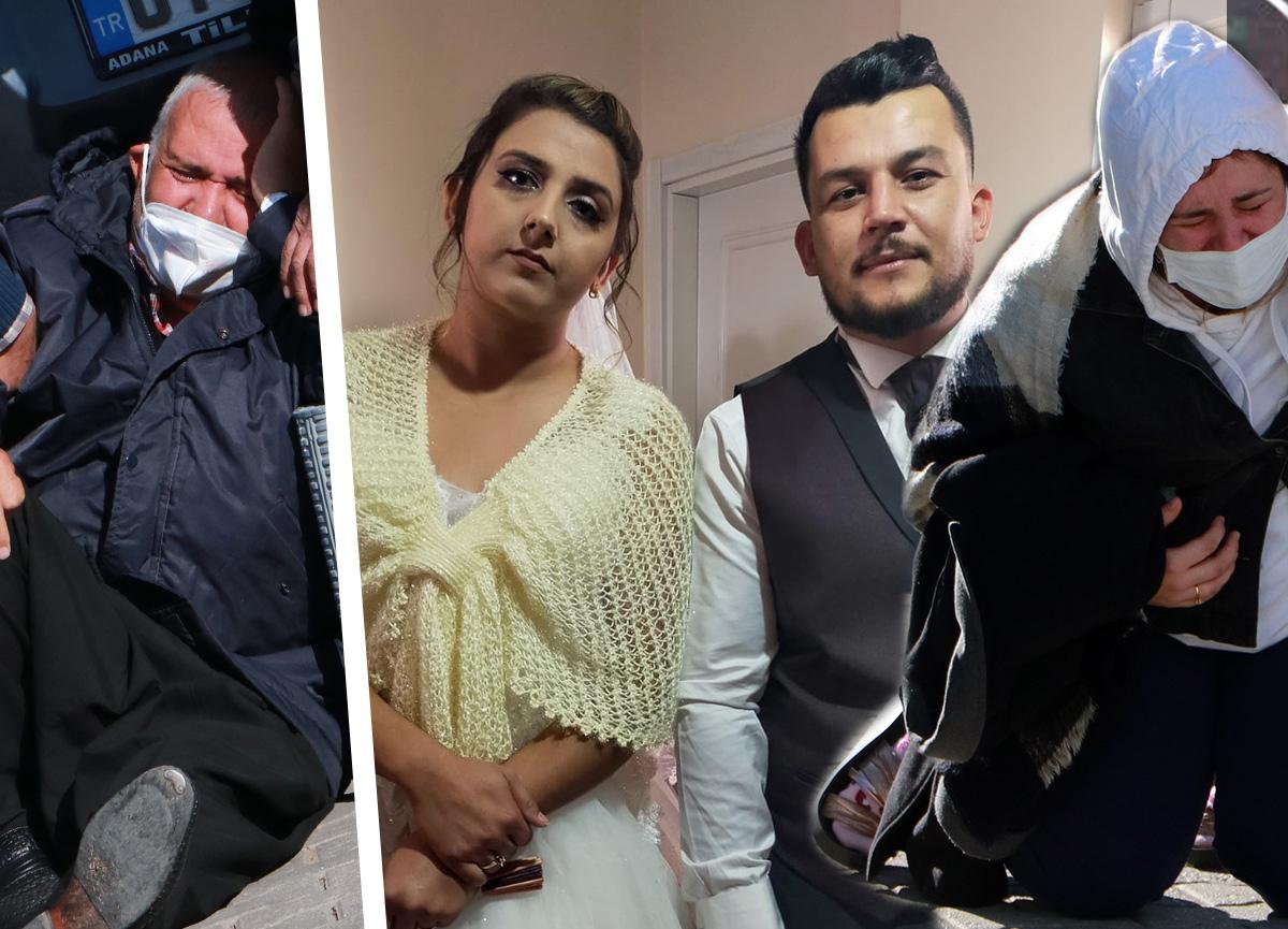 Adana'dan acı haber: Özlem Özcan düğünden 4 gün sonra koronavirüsten hayatını kaybetti