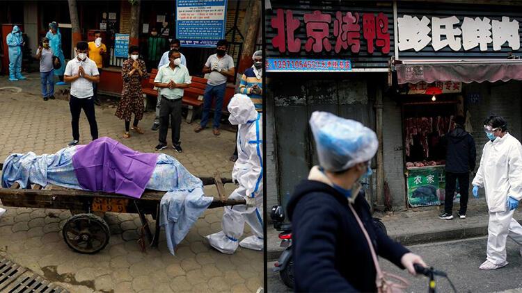 Virüsün kaynağı hangi ülke? Çinli uzmanlardan dünyayı şoke eden açıklama