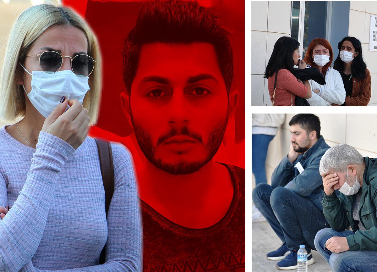 Antalya'da korkunç cinayet! Darp ettikten sonra boğup ellerini ve ayaklarını bağlayarak toprağa gömmüşler...