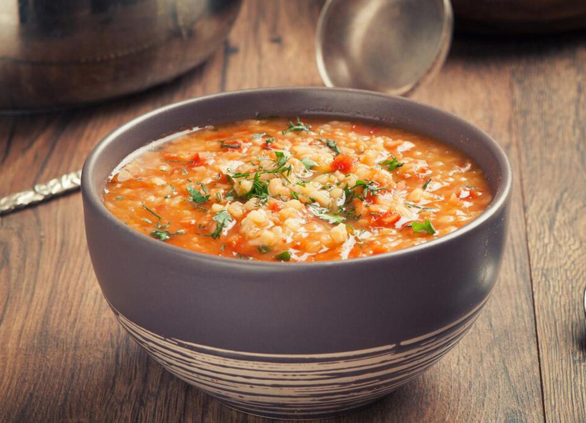 Bulgur çorbası nasıl yapılır? 28 Kasım MasterChef 2020 Nevşehir bulgur çorbası tarifi, malzemeler, püf noktası