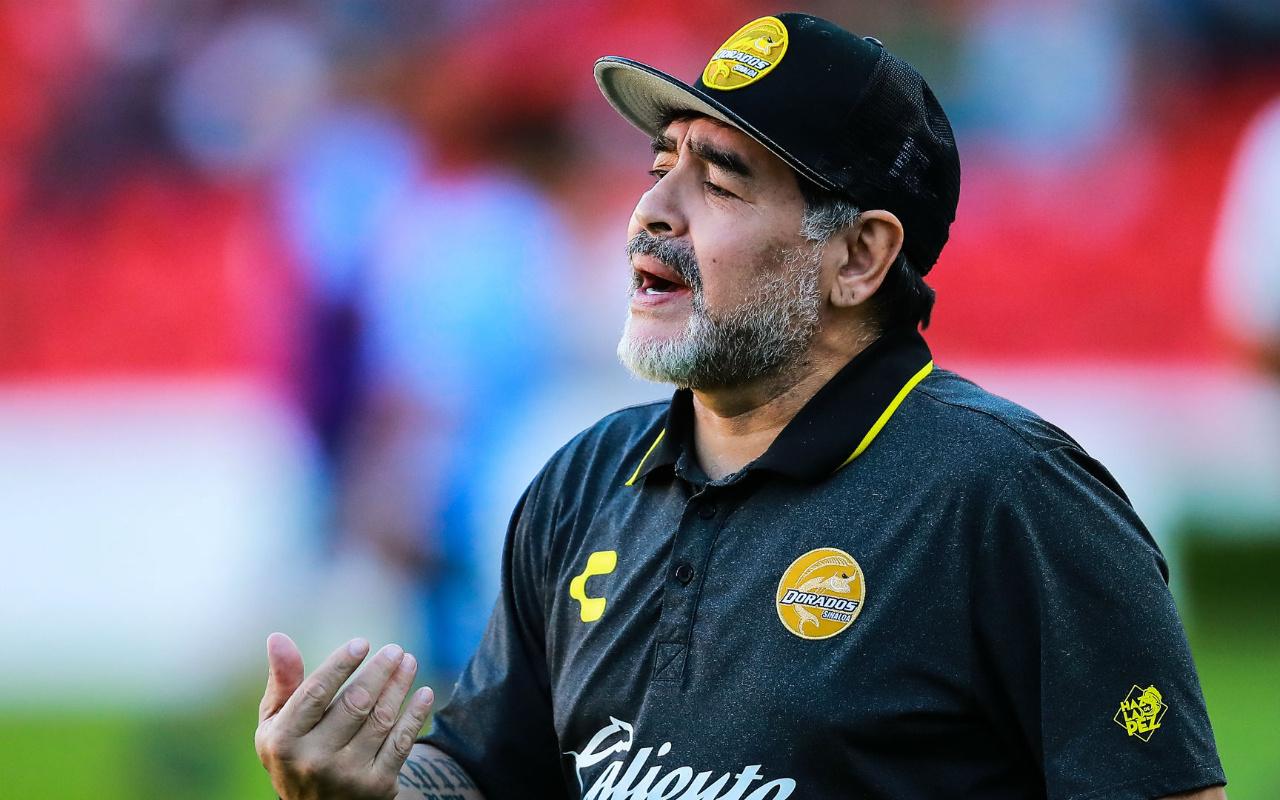 Futbol efsanesi Maradona'dan kalan servet belli oldu!