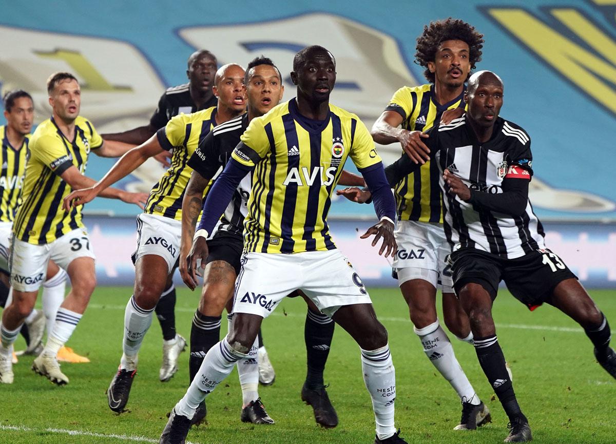 Fenerbahçe 3-4 Beşiktaş