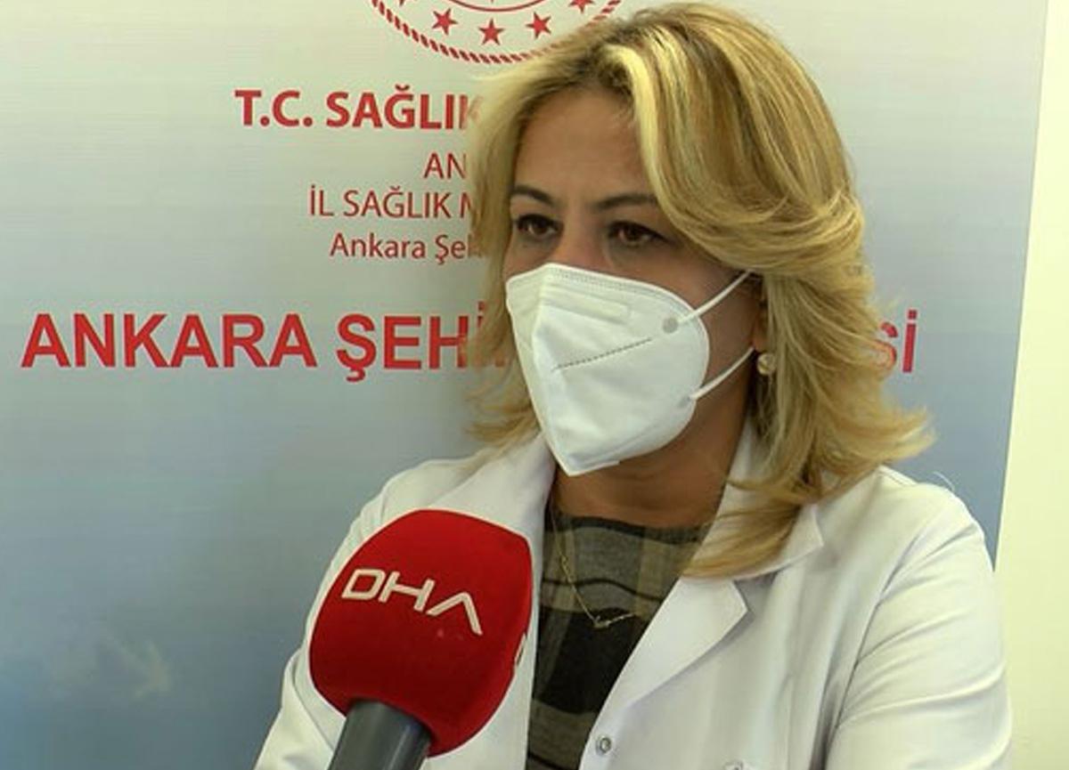 Bilim Kurulu Üyesi Doç. Dr. Sema Turan'dan dikkat çeken koronavirüs açıklaması