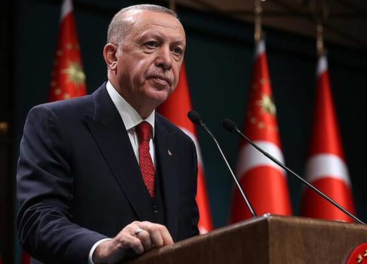 Cumhurbaşkanı Erdoğan açıkladı! İşte yeni koronavirüs yasakları