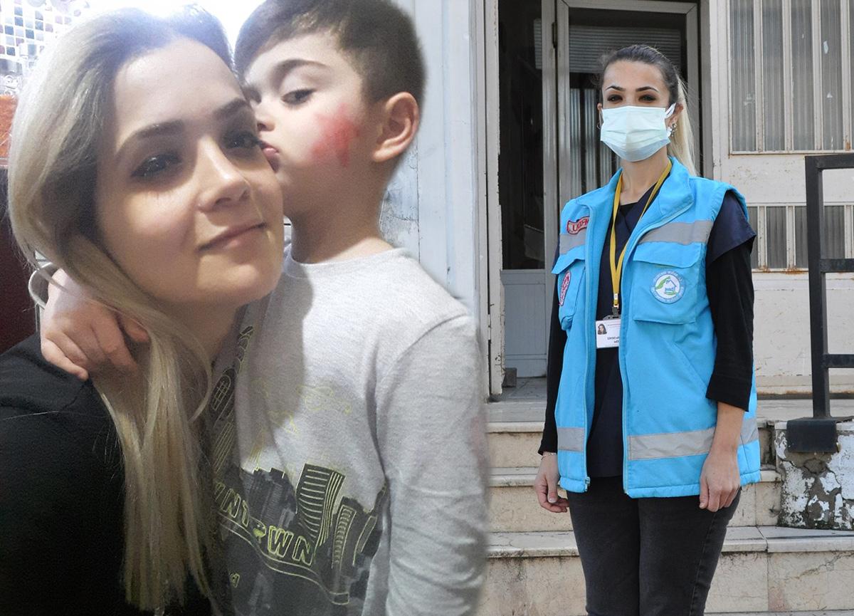 Koronavirüs nedeniyle çocuğu elinden alınmıştı... Yeni gelişme