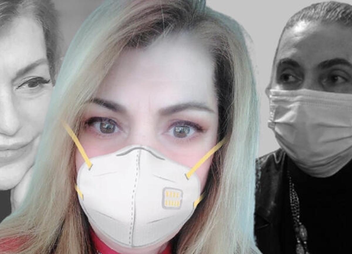 Koronavirüs bir aileyi yasa boğdu! Kuaför ve eşi 4 gün arayla koronavirüsten hayatını kaybetti