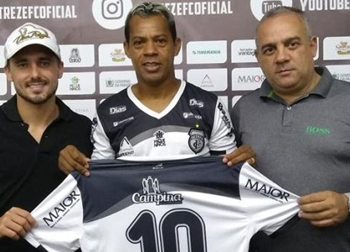 Eski Trabzonsporlu Marcelinho 45 yaşında futbola döndü