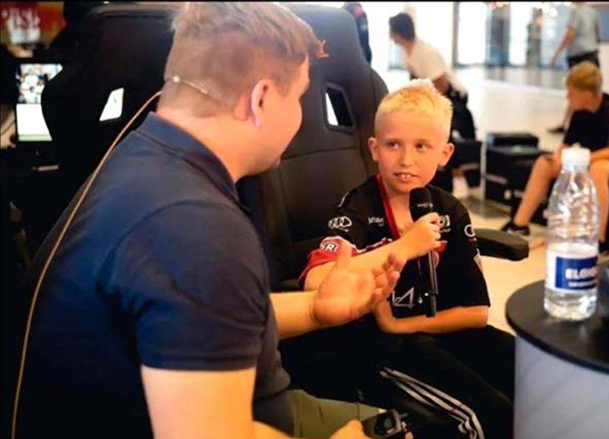 14 yaşında rekor kırdı! FIFA oyuncusu Anders Vejrgang, 210 maçın tamamını kazandı